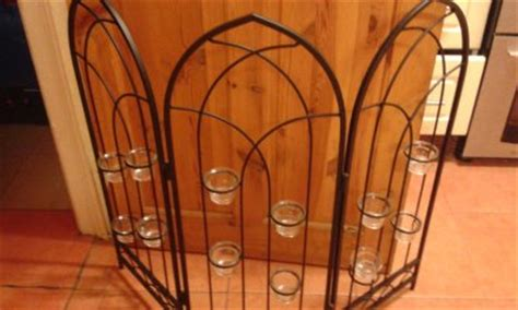 fireplace screen candle holder screen for sale in clondalkin dublin from jacinta65