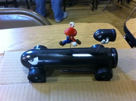 mario kart pinewood derby template epic derby car had to btw also one of the