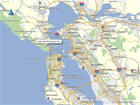 san francisco map in usa tramsoft gmbh garmin mapsource usa