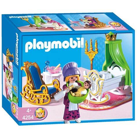 playmobil chambre enfant playmobil nourrice chambre de b 233 b 233 achat vente