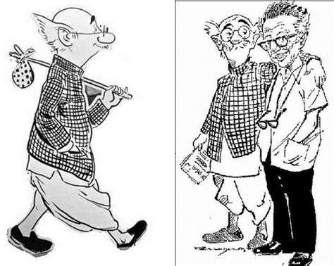 R K Laxman Sketches by R K Laxman Cartoonist The Common Personalities