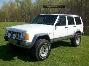 1995 jeep country 4x4 lifted