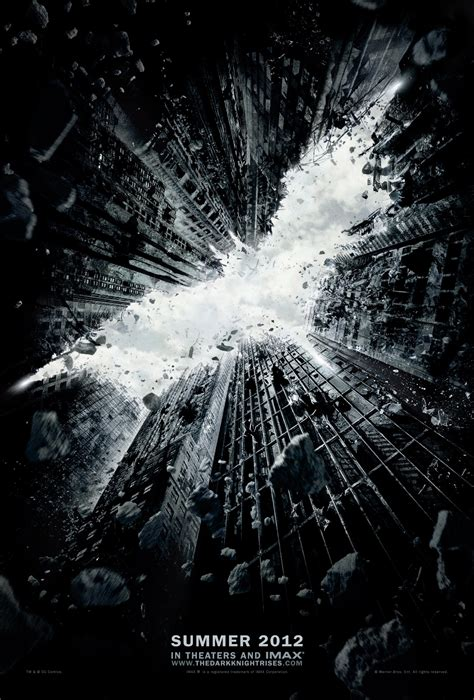 Dark Posters by Movie Blog Dark Knight Rises Inspires Exploits Fear