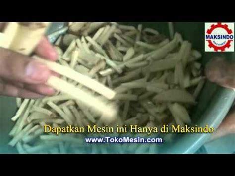 Alat Pengiris Keripik Kentang mesin pengiris keripik kentang dan fries industri