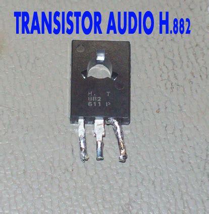 transistor h882 373 lepz lince un piezoelettrico molto delicato electroyou