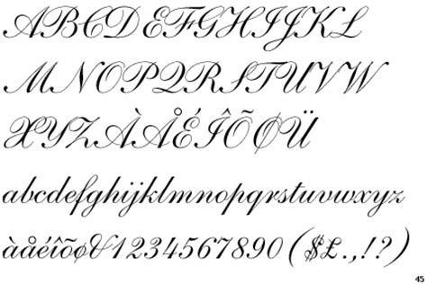 tattoo fonts joined up fontscape home gt handmade gt handwriting gt formal gt joined