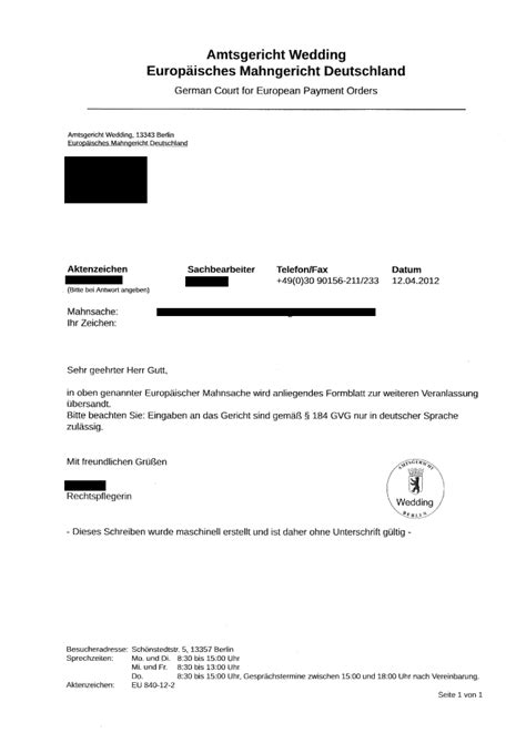Terminverschiebung Schreiben Muster Amtsgericht Wedding Anschreiben Bild 76 77 Kb Honda