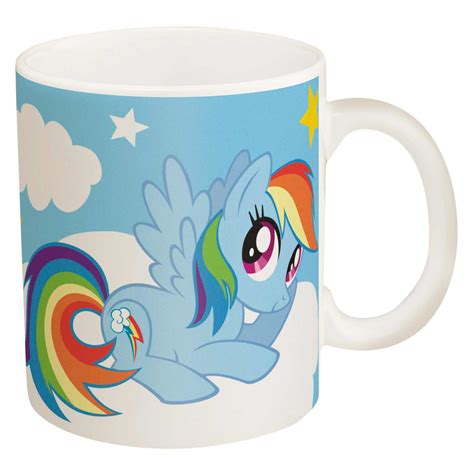 My Little Pony Coffee Mug by Zak!