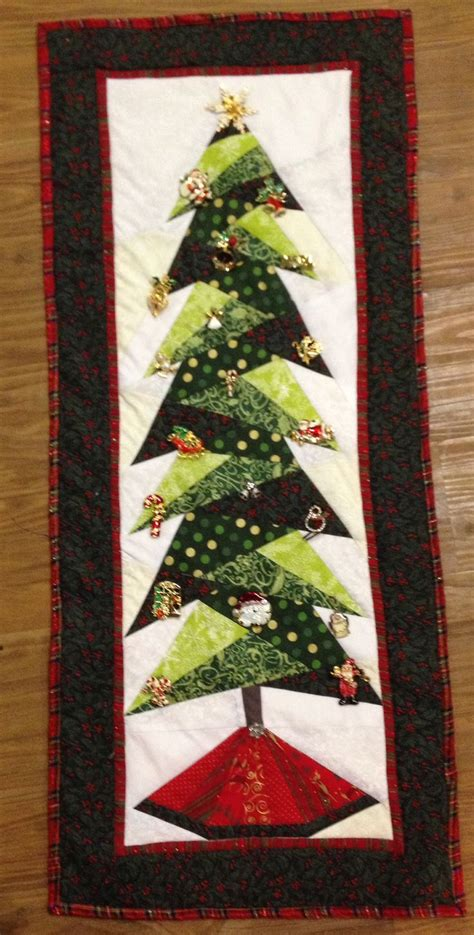 christmas tree paper pieced christmas tree in july 8 best diy crafts images on craft home crafts and craft gifts