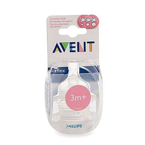 Philips Avent Niplette Single Pack T2909 1 buy avent variable flow bottle set of 2 from bed bath beyond