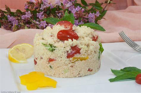 come cucinare il grano come fare il cuscus con la semola di grano duro ricette