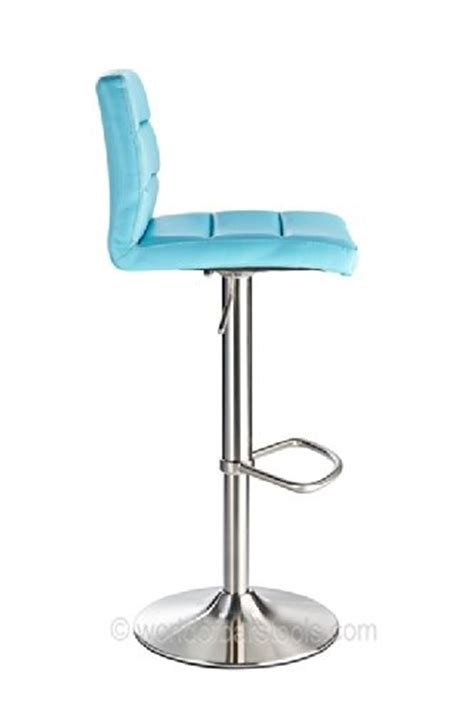 duck swivel stool turquoise chairs and stools archives my kitchen accessories