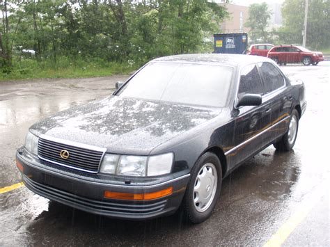 how to learn about cars 1993 lexus ls navigation system lexus ls 400 671px image 7