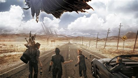 Final Fantasy XV Wallpapers
