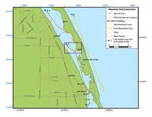 Map Of Sebastian Florida by Sebastian Inlet Map Archive Of Digital Boomer Sub Bottom