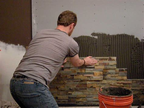 Home Design 3d Gold How To Use how to install stacked stone veneer wall tiles
