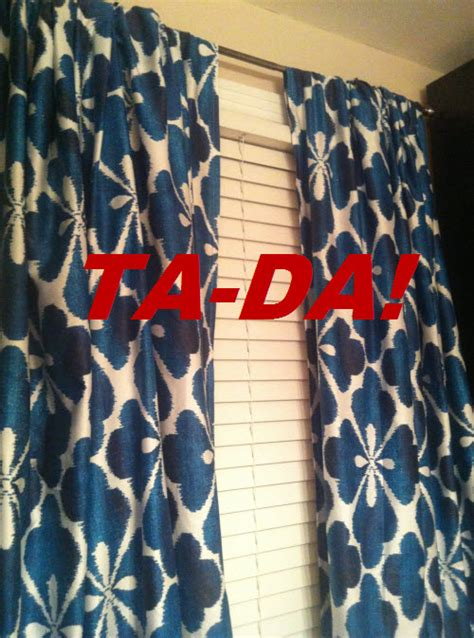 curtains too short diy curtain slip cover the lovely lifestyle