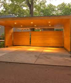 Outdoor Carport Lighting Mobile Homes Recessed Light And Cars On