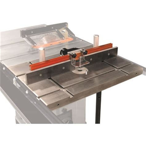 King Router Table Fence Attachment
