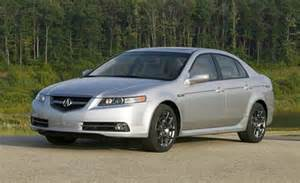 2007 Acura Tl Type S Tire Size 2007 Acura Tl Type S Photo