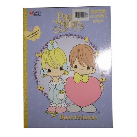 moment of books precious moments coloring book