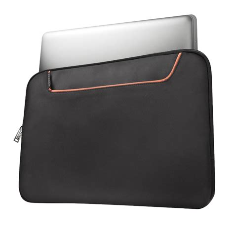 Everki Ekf808s18 Commute 18 4 Inch Laptop Sleeve With Memory Foam everki 18 4 quot commute sleeve ekf808s18 ekf808s18