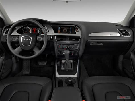 Audi A4 2010 Interior by 2010 Audi A4 Interior U S News World Report