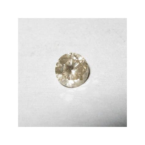 Berlian Cut berlian alami brownish yellow cut 0 24 carat harga promo