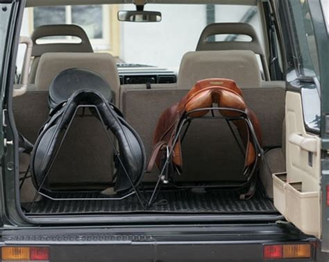 Car Saddle Rack by Saddle Racks For The Back Of The Car Great Idea Www