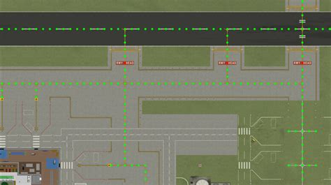 airport design editor taxiways devlog 74 steam direct time and new taxiway construction