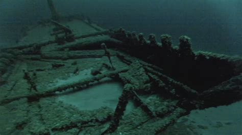 oldest confirmed shipwreck   great lakes