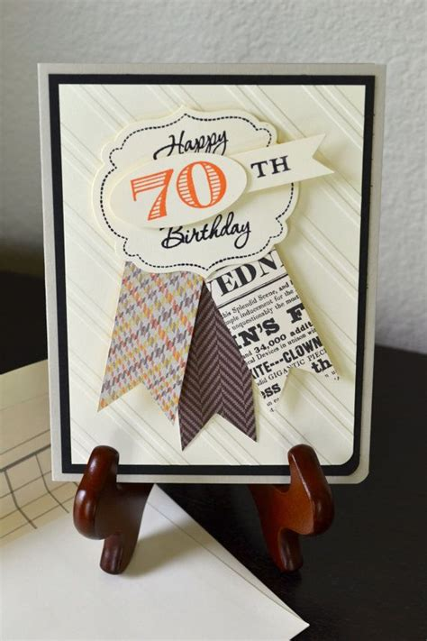 What To Write On 70th Birthday Card 25 Best Ideas About 70th Birthday Card On Pinterest