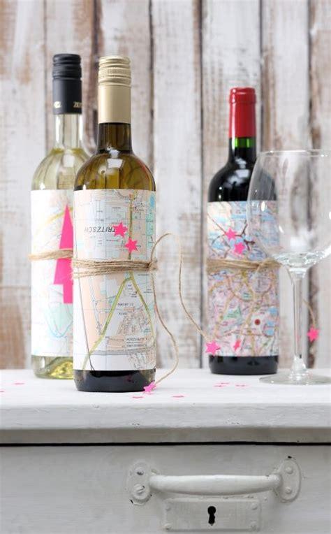 Flasche Mit Geld Dekorieren by Die Besten 17 Ideen Zu Weinflaschen Dekorieren Auf