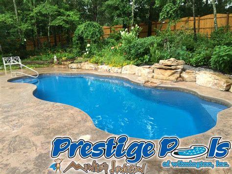 prestige pools of wilmington nc swimming pool photos