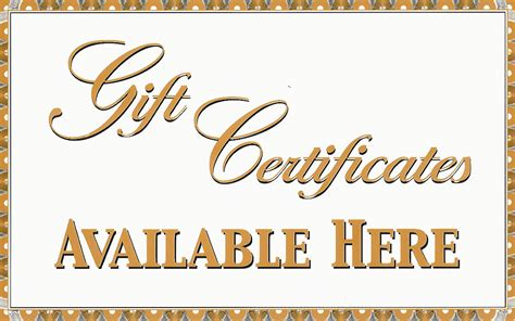 Gift Card Certificate - wine club yup accent on wine and more