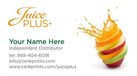 juice plus business card template juice plus business cards uk images card design and card
