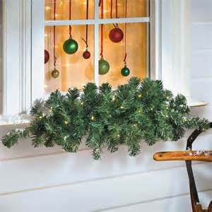 36 quot cordless led christmas swag wreaths garland swags