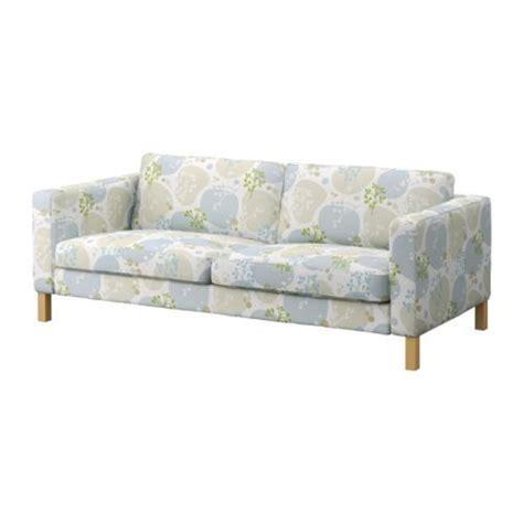 ikea karlstad 3 seat sofa slipcover cover gronvik gr 246 nvik