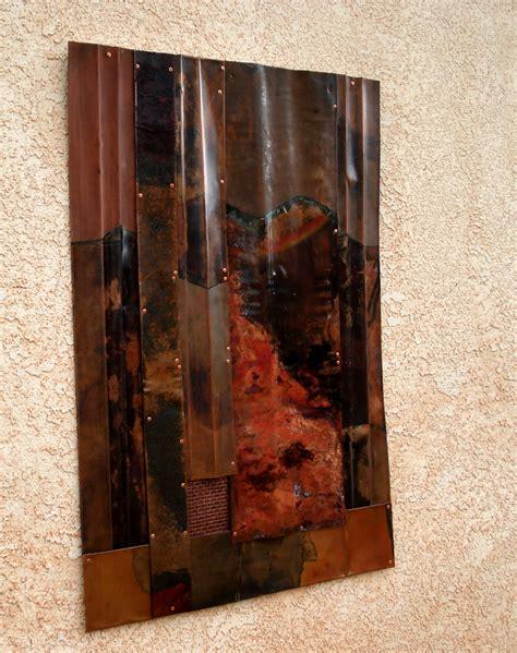 copper wall copper art mike dumas copper designs blog