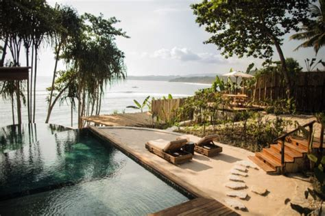 Beach House On Stilts nihi sumba island indonesia elite traveler