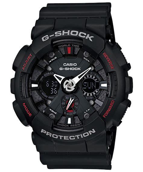 Casio Ga 120 1a ga 120 1a standard analog digital g shock timepieces