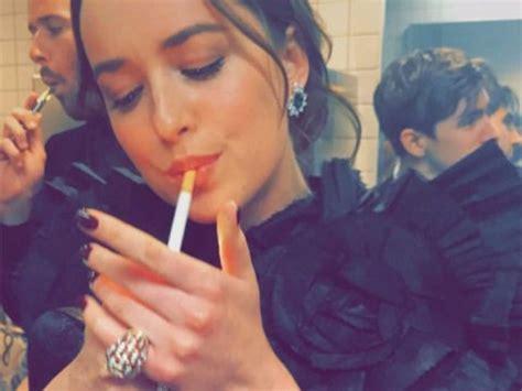 uk female celebrities smoking met responds to celebs smoking in bathroom business insider