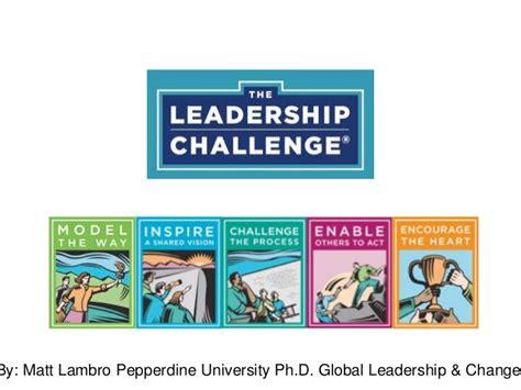 kouzes posner the leadership challenge the leadership challenge kouzes posner