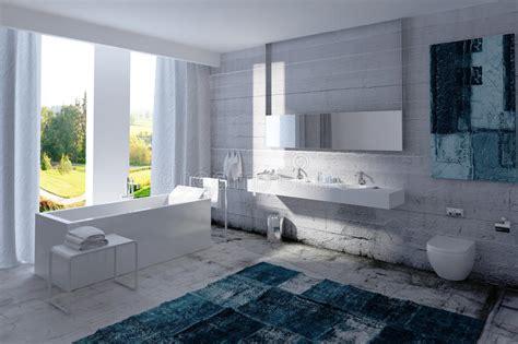 Bagno In Cemento by Fabulous Interno Moderno Bagno Con Il Muro Di