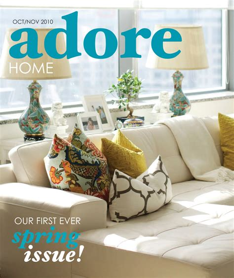 Home Magazines by Caitlin Wilson Adore Home Magazine