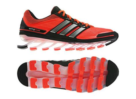 shoes with springs for running adidas springblade the running shoes with springs