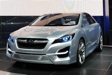 subaru concept cars 2010 subaru impreza concept car autos car