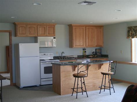 kitchen in basement parade of homes photos