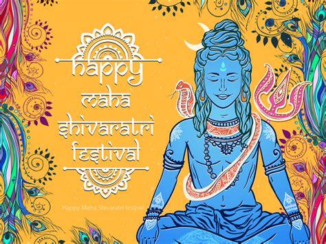 maha shivaratri        celebrated