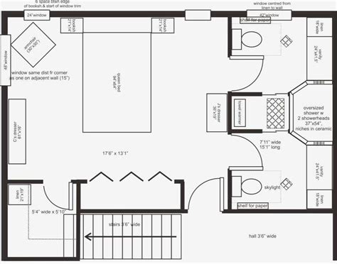 luxury master suite floor plans master bedroom ensuite floor plans luxury master bedroom
